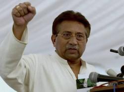 Pervez Musharraf Warns Proxy War Between India Afghanistan