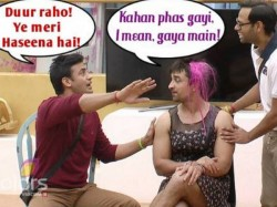 Ajaz Khan Evicted At Midnight From Bigg Boss