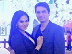 Pak Actress Veena Malik Ties Knot With Businessman In Dubai