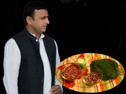 Akhilesh Yadav Spends Rs 4 Crore For Betel Leaves Paan