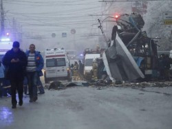 Russian City Hit Suicide Bombing Second Straight Day