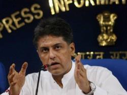 Manish Tewari Denies Reports On Pm Manmohan Singh Resigning