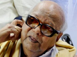 Exclusive Karunanidhi Says Wait Watch Arvind Kejriwal Govt Delhi