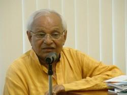Gujarati Poet Chinu Modi Gets Sahitya Akademi Award