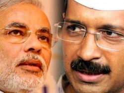 Kejriwal Modi In Kite Fight In Indore Skies This Makar Sankranti