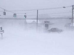 Polar Freeze Moves Us East South 21 Dead