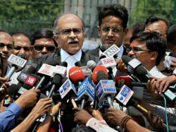 Bhushan Accuses Saffron Forces Says Up Attack Reflects Frustration