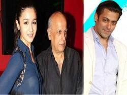 No Need Apology Salman Tells Mahesh Bhatt