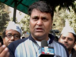 Aap Distracts From Its Motto Vinod Kumar Binny
