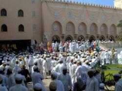 Stampede Ahead Of Funeral Of Mohammed Burhanuddin 18 Dead