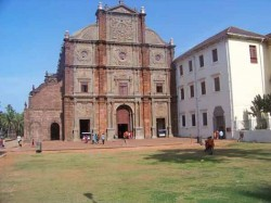 Old Goa Tourism