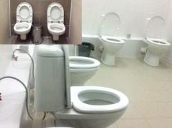 Twins Toilets Photo At Sochi Olympics Goes Viral