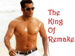 Is Salman Mantain Him As King Remake Jai Ho