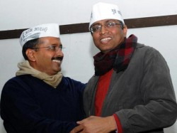 Aap Claims Lt Governor Working As Congress Agent