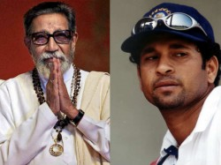 Bal Thackeray Sachin Tendulkar Among Water Bill Defaulters