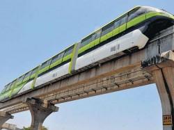 Mumbai Monorail To Be Inaugurated Today