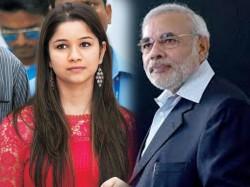 Sara Tendulkar Becomes The Fan Of Narendra Modi
