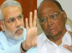 Modi As Pm Has Turned Communal Forces Aggressive Sharad Pawar