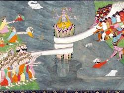 Story Of Neelkanth Blue Throated God