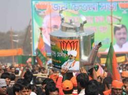 Narendra Modis Jana Chetana Sabha At Kolkata Pics