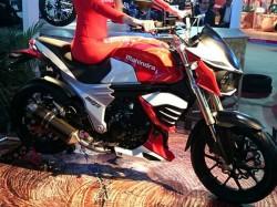 Mahindra Mojo 300cc Sports Motorcycle Revealed