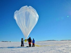 Nasa Balloon Technology Track Planetary Targets