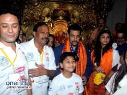 Salman Khan Visits Siddhivinayak Temple