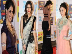 More Pictures Celbs At Zee Cine Awards