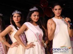 Nargis Fakhri At Veet Be The Diva Contest Talk On Main Tera Hero