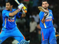 Injury Rules Ms Dhoni Out Of Asia Cup Kohli To Lead