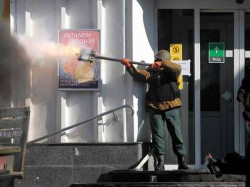 Ukraine Bloodshed Kiev Death Toll Jumps