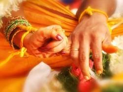 Bride Became Mother During Wedding Ceremonies