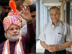 Today Gordhan Zadaphia Meet Modi Gpp Merge With Bjp