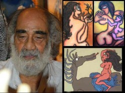 Eminent Painter Prokash Karmakar Passes Away