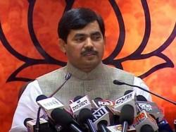 Will Bjp Bet On Shahnawaz Hussain To Win Bihar