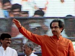 Ak Antony Equally Responsible For Submarine Mishap Uddhav Thackeray