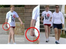 Bill Gates Daughter Using Apple Iphone Or Ipod