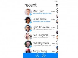 How Use Facebook Messenger Comes Windows Phone