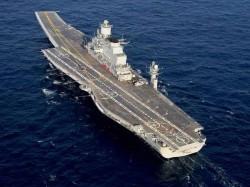 Kolkata Class Destroyer Ship Leaks Gas One Naval Officer Dies