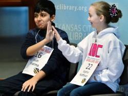 Indian Origin Seventh Grader Kush Sharma Wins Us Spelling Bee