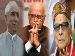 Are Bjp S Senior Leaders On Rss S Exit Plan Lse