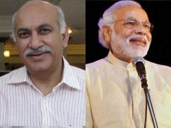 We Need National Recovery Mission Mj Akbar On Bjp Modi Lse