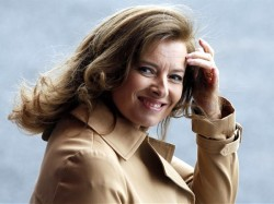 Valerie Trierweiler Offered Money For Online Nude Pose