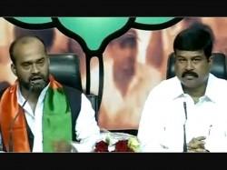 Bjp Annuls Sabir Ali S Membership Post Dissent Lse