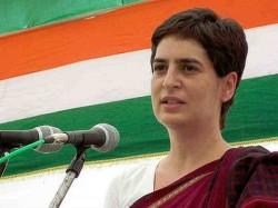 Opposition Using My Husband For Political Attacks Priyanka Gandhi Lse