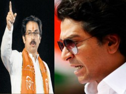 Clashes Breakout Between Mns And Shiv Sena In Mumbai Lse