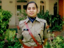 Rajkot First Woman Dcp Selected For Raw