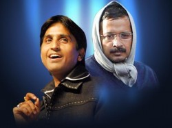 Aap Workers Want Kejriwal Be Replaced Vishwas As Party Organizer Lse