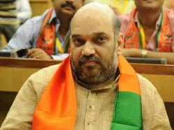 Vote For Revenge Remark Cds Of Amit Shah S Hate Speech Sent To Ec Lse