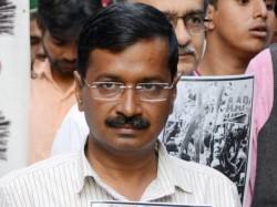 Arvind Kejriwal Slapped Again While Campaigning Delhi Lse